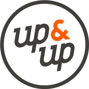 up&up higher ed agency logo