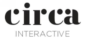 Circa Interactive University Marketing Agency Logo
