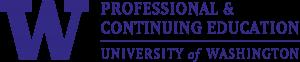 University of Washington, Professional and Continuing Education Logo