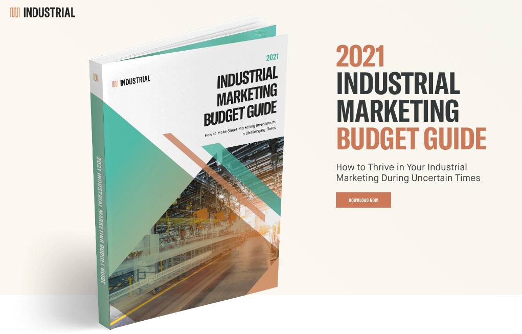 Downloadable Marketing Budget Guide for Industrial Companies